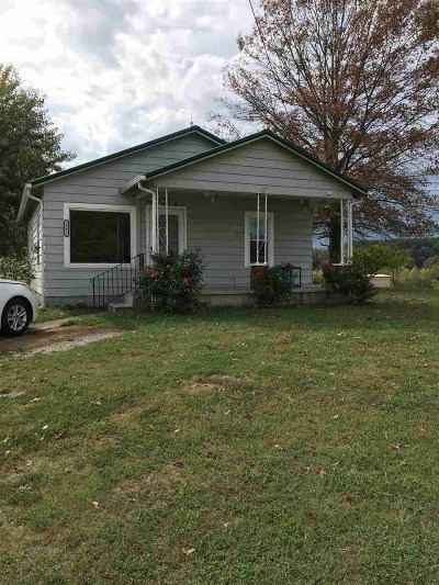 Morristown Single Family Home For Sale: 3591 Elwood Drive