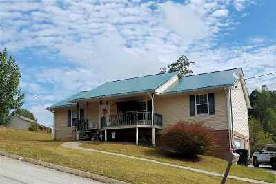 Morristown Single Family Home For Sale: 3915 Isaac
