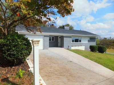 Morristown Single Family Home For Sale: 3892 Bruce St