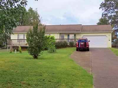 Jefferson County Single Family Home For Sale: 1748 Westward Road