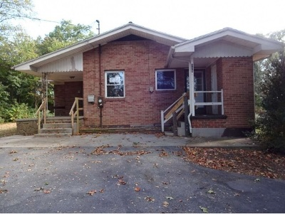 Single Family Home For Sale: 115 Cooter Lane