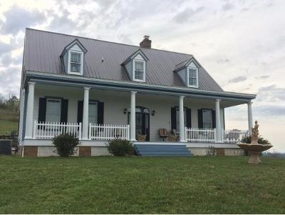 Single Family Home For Sale: 2890 Saint James Road