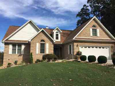 Russellville Single Family Home For Sale: 1978 Turners Landing Road