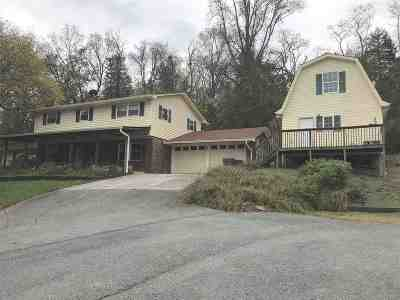 Morristown Single Family Home For Sale: 509 S Jackson Circle