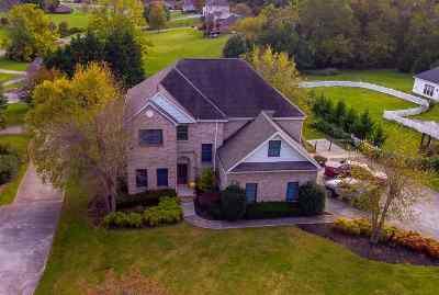 Single Family Home For Sale: 1512 Whiteside Drive