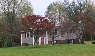 Morristown Single Family Home For Sale: 828 Murrell Rd