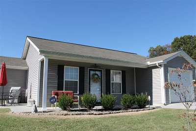 Morristown Single Family Home For Sale: 687 Bell Road