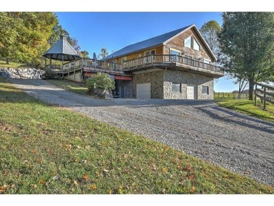 Single Family Home For Sale: 800 Rock Quarry Road