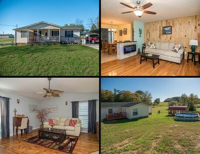 Jefferson County Single Family Home For Sale: 974 E Hwy 25/70