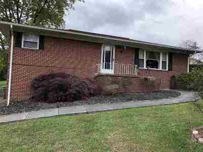 Morristown TN Single Family Home Pending: $87,500