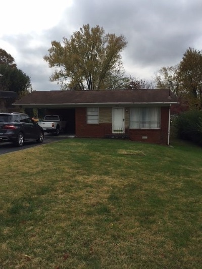 Hamblen County Single Family Home For Sale: 414 Oak Street