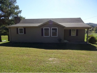 Single Family Home For Sale: 13990 Kingsport Hwy