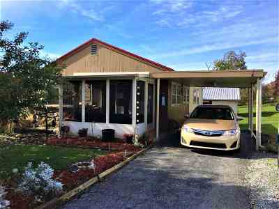 Single Family Home For Sale: 111 Austin Street