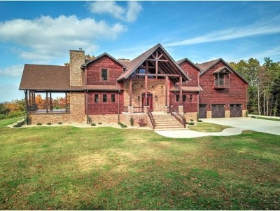 Single Family Home For Sale: 2202 Olivet Mountain Road