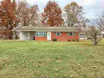 White Pine Single Family Home For Sale: 3072 Harrison Rd