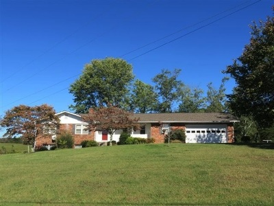 Jefferson County Single Family Home For Sale: 709 Hart Road