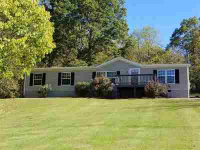 Grainger County Mobile/Manufactured For Sale: 174 Hurst Hollow Rd