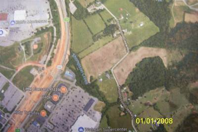 Morristown Residential Lots & Land For Sale: 750 Thompson Creek Rd