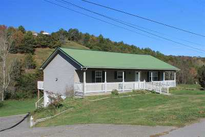 Grainger County Single Family Home For Sale: 602 Oak Grove Rd