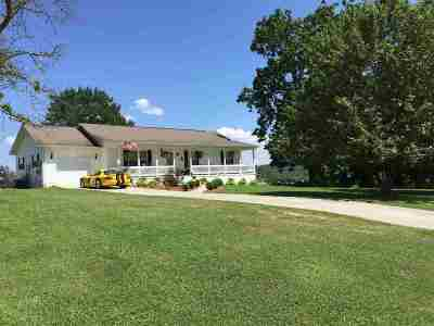 Grainger County Single Family Home For Sale: 500 Deer Ridge Dr