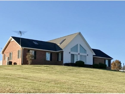 Single Family Home For Sale: 1515 Stone Dam Road