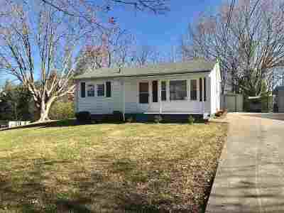 Morristown Single Family Home For Sale: 310 Fox Drive