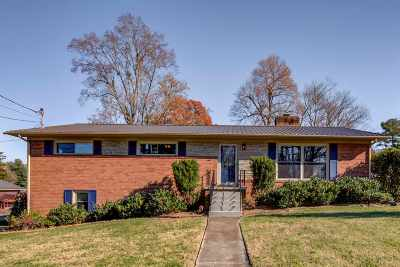 Morristown Single Family Home For Sale: 551 Poplar Street