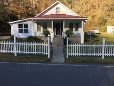 Single Family Home For Sale: 1591 Cool Branch Road