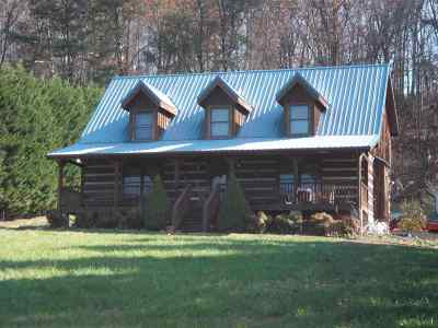 Hamblen County Single Family Home For Sale: 2128 Anderson Bend Road