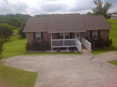 Jefferson City Single Family Home For Sale: 1212 Deer Lane