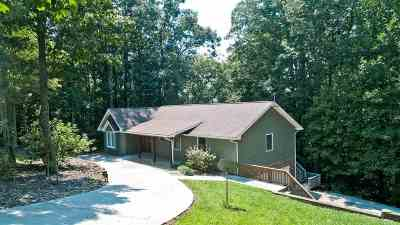 Newport Single Family Home For Sale: 105 Ridge Runner Rd