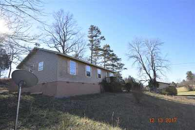 Single Family Home For Sale: 5205 N Highway 66