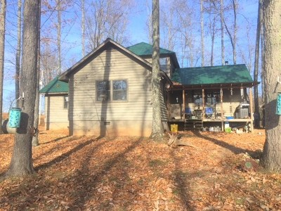 Single Family Home For Sale: 912 Jackson Hollow Road