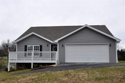 Sevierville Single Family Home For Sale: 1160 S Fork Dr