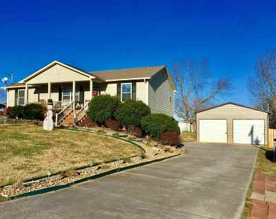 Talbott Single Family Home For Sale: 2666 Mayfield Dr