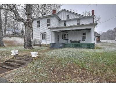 Single Family Home For Sale: 2540 Garrett Hill Road