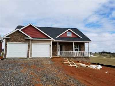 Hamblen County Single Family Home For Sale: 4811 Spencer Hale Rd