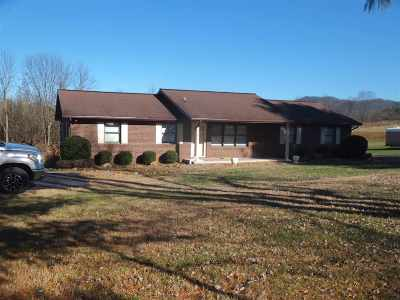 Newport Single Family Home For Sale: 278 Ramblin Road