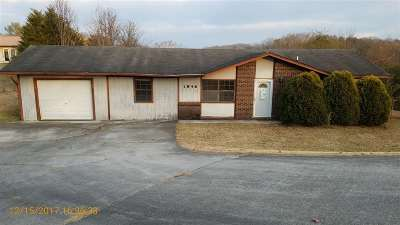 Sevierville Single Family Home For Sale: 1846 Allensville Ridge Rd