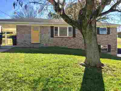 Morristown Single Family Home Temporary Active: 3434 Lampkin Drive