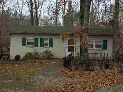 Jefferson County, Cocke County, Sevier County Single Family Home For Sale: 1884 Bootbluff Trail