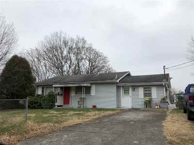 Hamblen County Single Family Home For Sale: 1022 E 6th North St