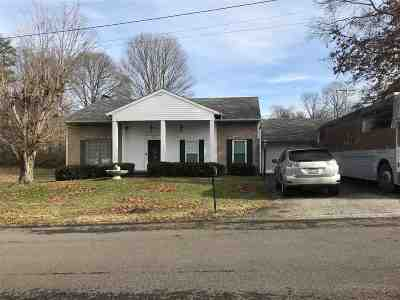 Morristown Single Family Home For Sale: 1883 Hugh Drive
