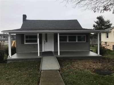 Morristown Single Family Home For Sale: 608 Rosedale Avenue