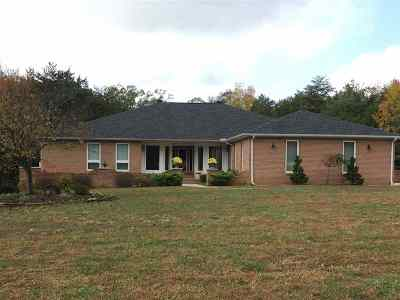 Dandridge Single Family Home For Sale: 2099 Ranch Rd.