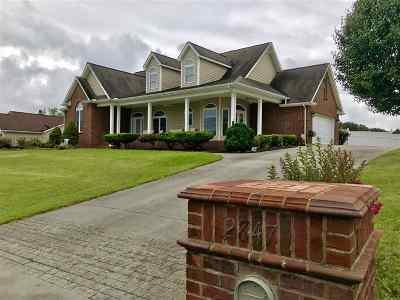 Hamblen County Single Family Home For Sale: 2847 Scenic Lake Cir