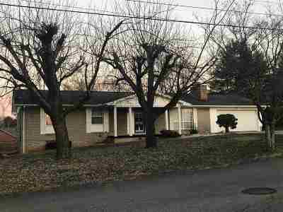 Morristown Single Family Home For Sale: 712 Drinnon Dr