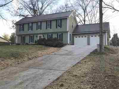 Hamblen County Single Family Home For Sale: 5861 Timber Creek Lane