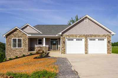 Morristown Single Family Home For Sale: 4140 Harbor View Dr