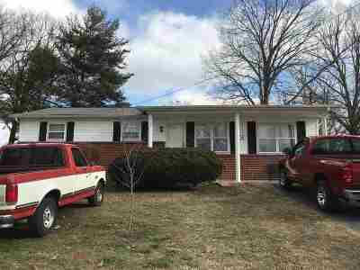 Morristown Single Family Home Active-Contingent: 2656 Helton Gaby Road